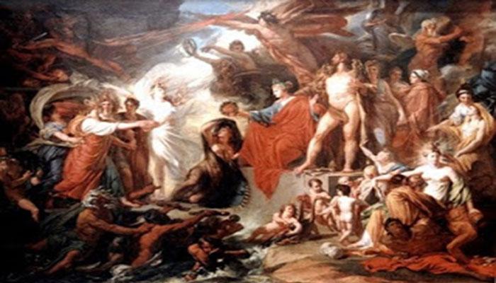mitos del dios ares
