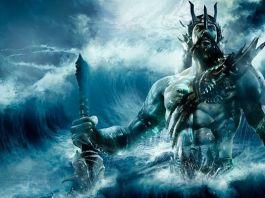 mitos de Poseidón