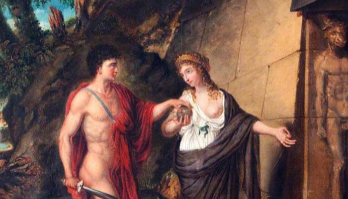 Teseo y Piritoo