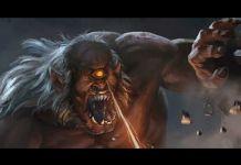 Balar dios demoníaco