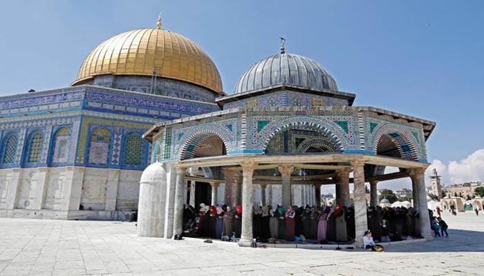 La mezquita sagrada