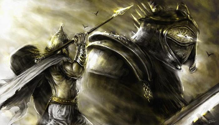 Lugh vs Balar