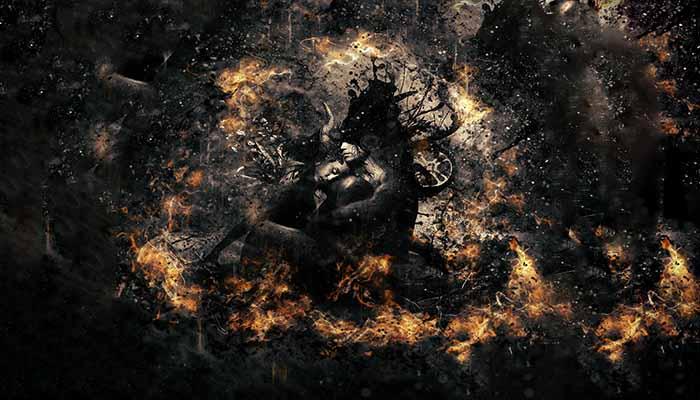 Nergal y Ereshkigal