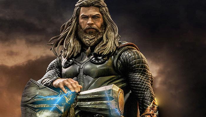 Thor es una deidad similar